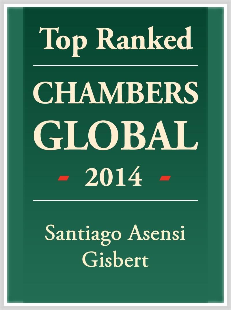Santiago personalilzed 2014