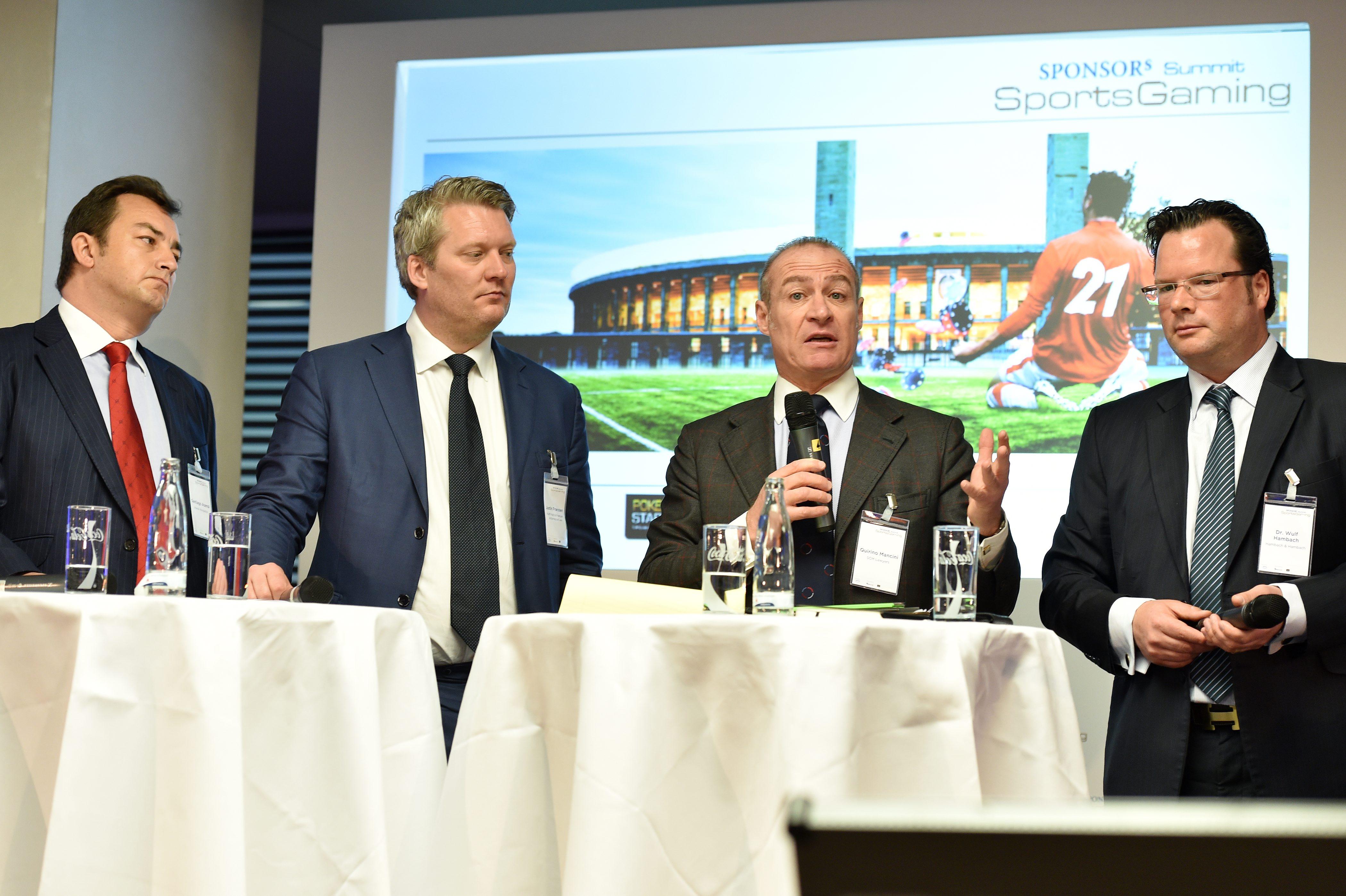Sponsors Summit in Berlin